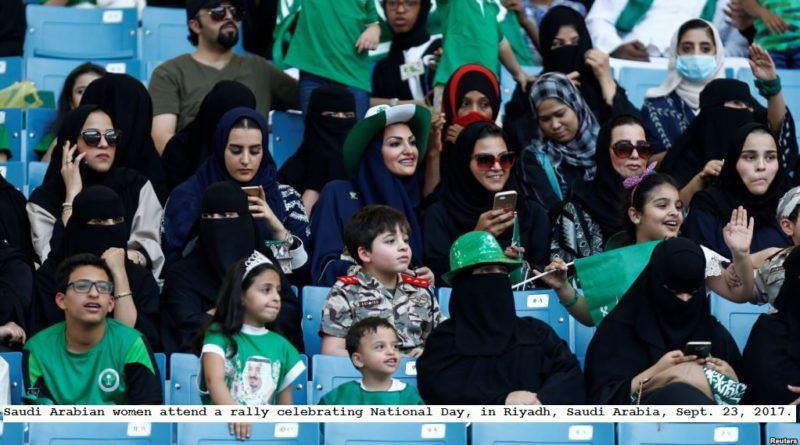 Saudi women to allowed attending sports events