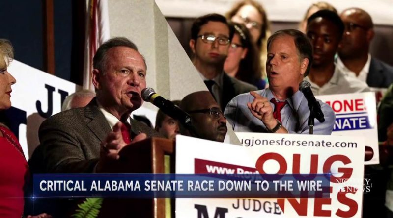 Alabama's controversial election held today
