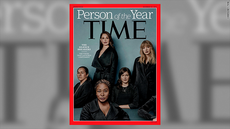 Time announces person of the year