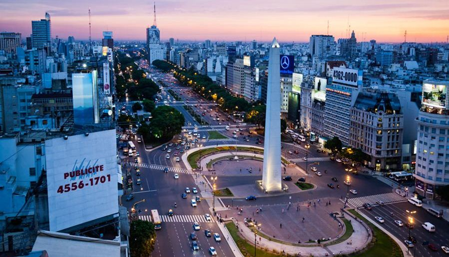 Argentina Top 10 most beautiful countries in the world