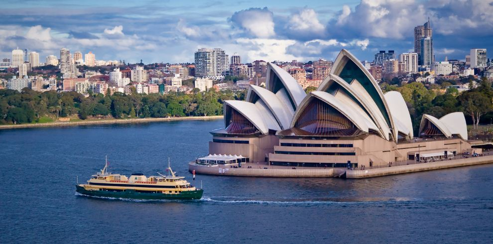 Australia Top 10 most beautiful countries in the world