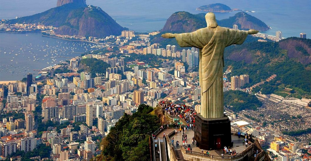Brazil Top 10 most beautiful countries in the world