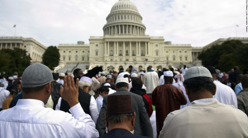Islam will become the second largest religion in US