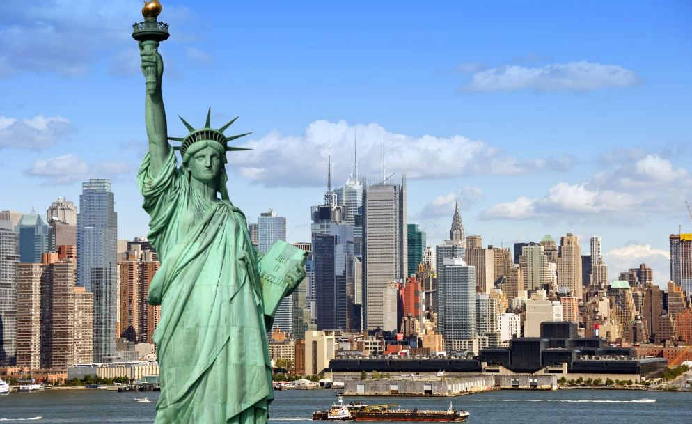USA Top 10 most beautiful countries in the world