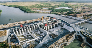 The China-led Lower Sesan 2 Dam in Cambodia