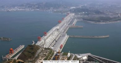 Structural Problems of China's Three Gorges Dam