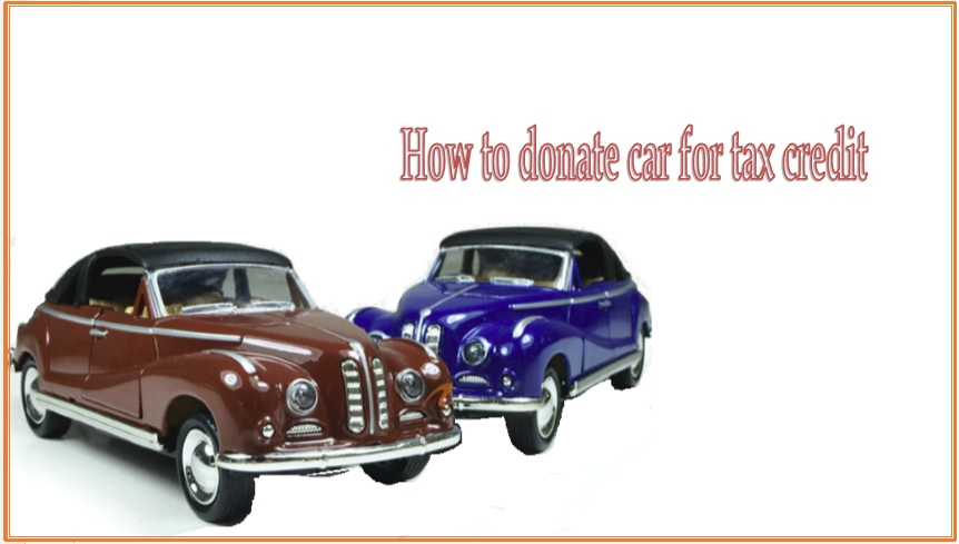 How To Donate Car For Tax Credit   Washingtonian Post